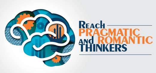 Reach Pragmatic and Romantic Thinkers with Your Infographic