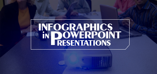 Infographic in Powerpoint Presentation