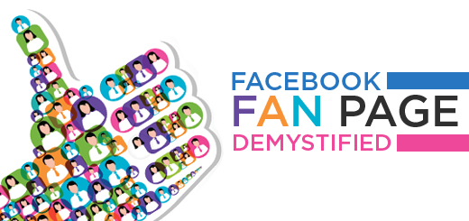 Facebook Fan Page Demystified