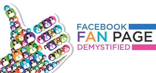 Facebook Fan Page Demystified
