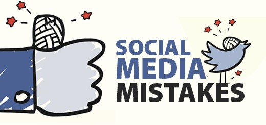 3 Social Media Mistakes You Should Avoid