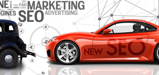 Get down of your vintage SEO car and try the new SEO Ferrari