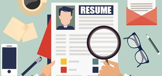 Things to remember while creating an Infographic Resume