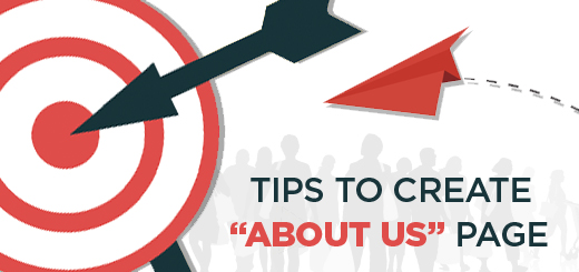 "Top Six Tips to create ""About Us"" page"