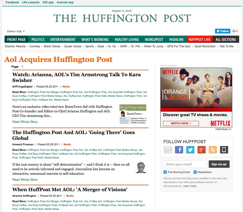 Aol_Acquires_Huffington_Post