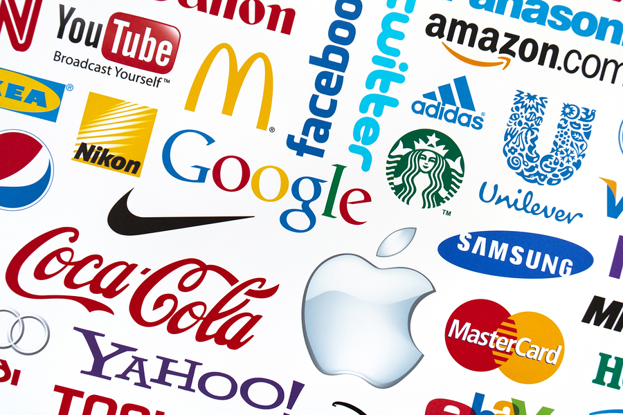 Well-known World Brand Logos