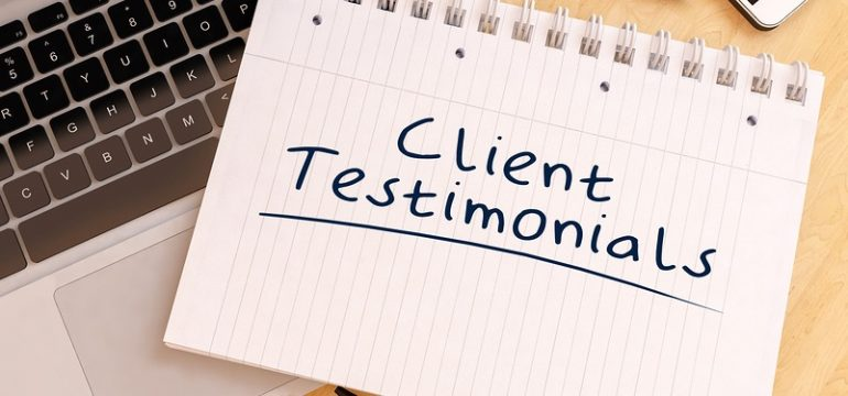 using_client_testimonials_in_infographics
