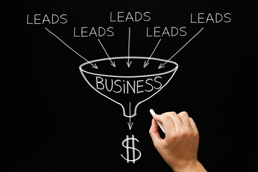 Funnel Leads into Your Business