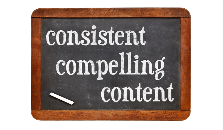 consistent-compelling-content