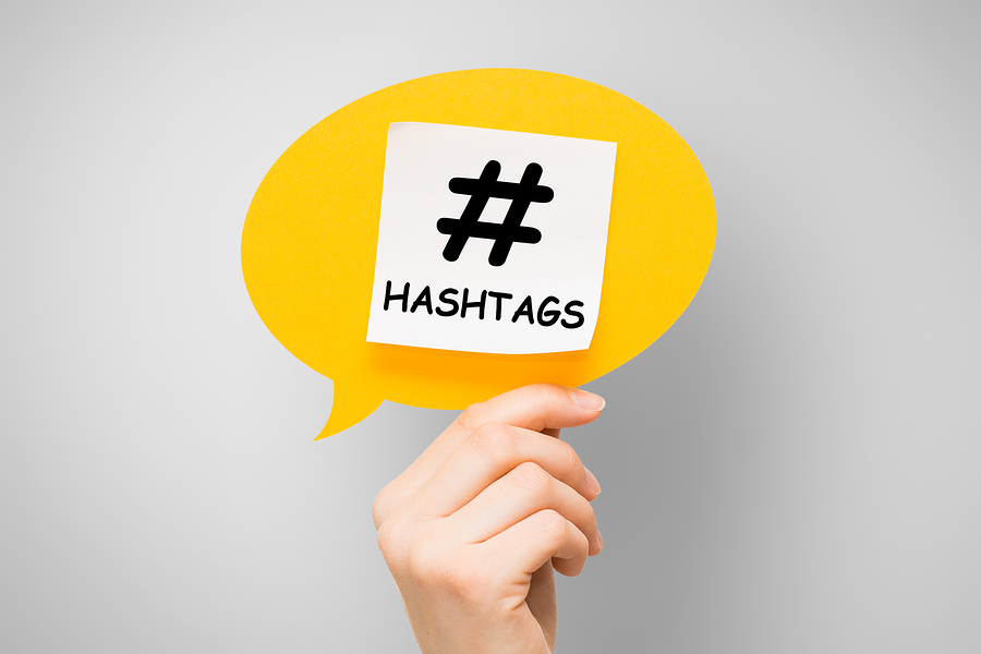 hash-tags